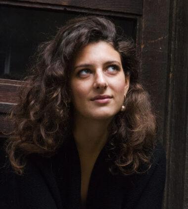 Chmielek Magdalena- wykladowca Krakowskich Szkol Artystycznych